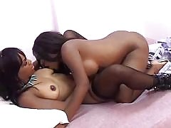 Free lesbian sex clips sample